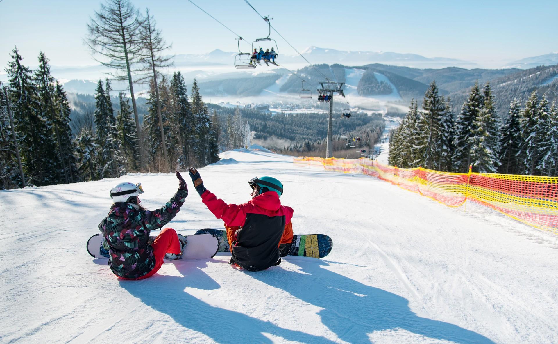 Wat te doen met je geboekte wintersportvakantie?